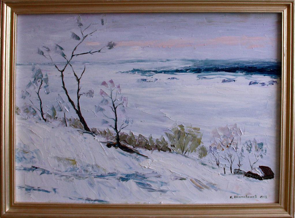 Сельские зимы