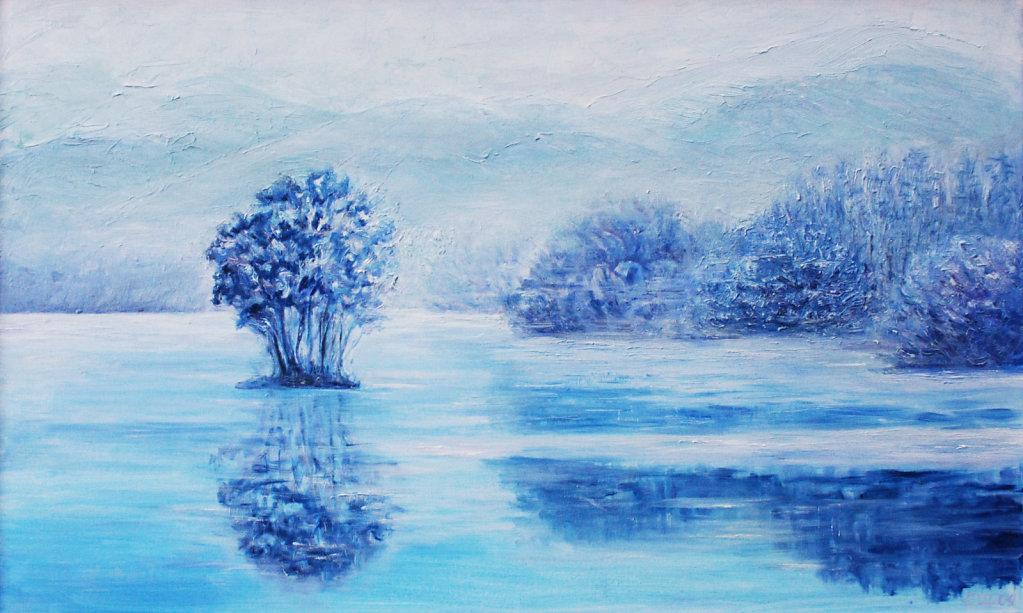 Блакиті тиша