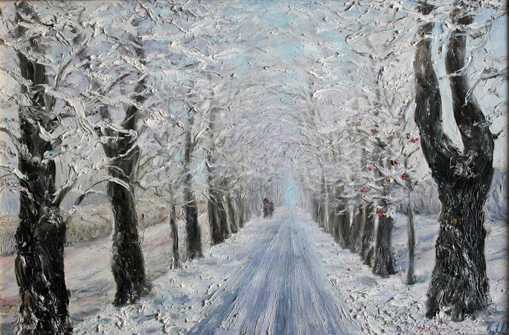 Роскошь зимы 1
